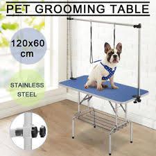 used dog grooming table dog grooming table ebay