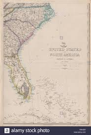 Southeastern Usa Map by Florida Maps Stock Photos U0026 Florida Maps Stock Images Alamy