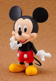 nendoroid mickey mouse anime shelf