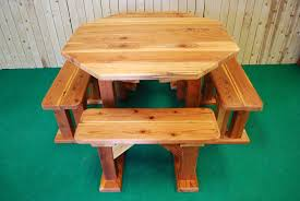Interesting Octagon Picnic Tables Plans And 7 Best Home by Interesting Octagonal Picnic Table And The Advantageous Octagon