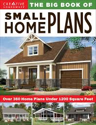 How Big Is 320 Square Feet by The Big Book Of Small Home Plans Over 360 Home Plans Under 1200