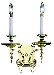 Williamsburg Sconces Williamsburg Style U0026 Brass