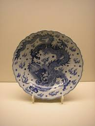 Expensive Chinese Vase Blue And White Pottery Wikipedia