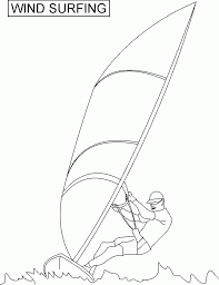 surf coloring pages black and white kids coloring