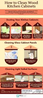 clean kitchen cabinets wood how to clean kitchen cabinets wood zhis me