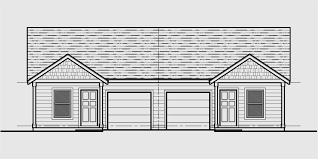 house plan for narrow lot narrow lot duplex house plans narrow and zero lot line