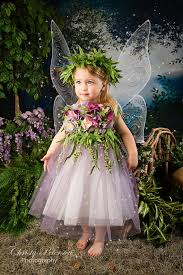 Flower Baby Halloween Costume Fairy Style Butterflies Fairy Costumes Purple