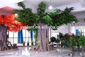 0481 wholesale big artificial banyan ficus tree bonsai