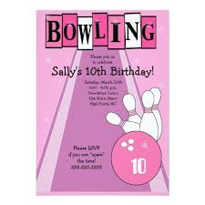 120 best bowling birthday invitations images on pinterest texts