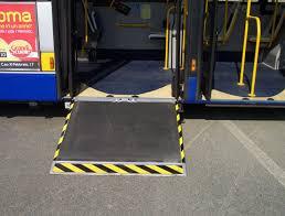 pedane per disabili le pedane per disabili dell umbria mobilit罌 la verifica m5s