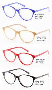 eye wonder retail high quality women vintage oval glasses men