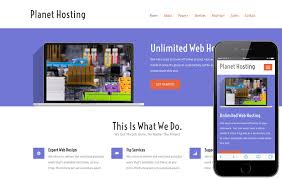 free online home page design free web hosting domain sales mobile iphone and web templates