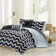 Twin White Comforter Set Elegant Black And White Bedroom Ideas Luxcomfybedding
