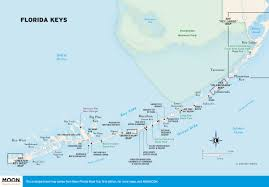 Map Of The Florida Keys One Week Florida Keys Road Trip Itinerary Moon Travel Guides