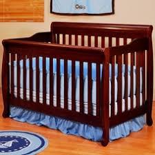 Convertible Sleigh Crib Sleigh Style Baby Cribs Free Shipping