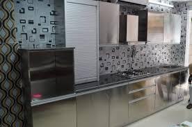 best stainless steel kitchen cabinets in india stainless steel modular racks designer modular kitchens
