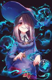 best 25 anime witch ideas on pinterest dark anime dark