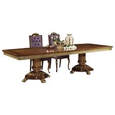 Italy Dining Table The Alessandro Collection 118 Italian Dining Table Gv1263 Italy