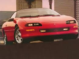 1997 chevrolet camaro 1996 chevrolet camaro overview cars com