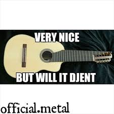 Djent Meme - bad humor music official metal instagram photos and videos