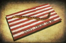 Don T Tread On Me Flag History Navy Jack Don U0027t Tread On Me Limited Edition Weathered Wood One