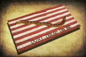 Don T Tread On Me Flag Origin Navy Jack Don U0027t Tread On Me Limited Edition Weathered Wood One
