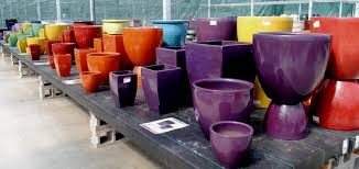 glazed ceramic pots selecting the best container for your plants ruth s tree farm