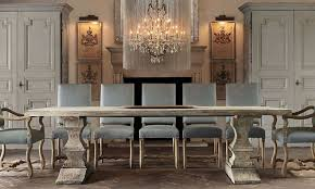 contemporary design vintage dining table marble