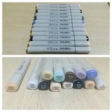 new art supplies too copic sketch markers 72 color set a in