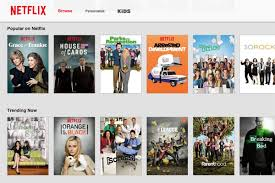 netflix u0027s redesign will finally ditch the slow carousels wired