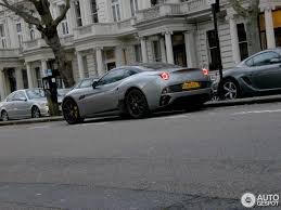Ferrari California Gray - ferrari california bi colore special edition 1 january 2013