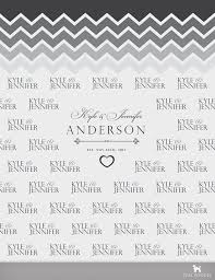 wedding backdrop name design chevron carpet step and repeat wedding backdrop by tealpoodle