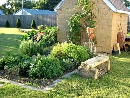 Herb Garden Design Ideas Small Outdoor Herb Garden Ideas Hydraz Club