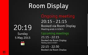 Upcoming Home Design Trends by Room Cool Meeting Room Schedule Display Best Home Design Simple