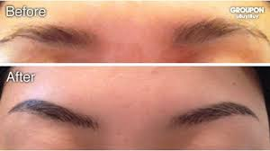 painless 3d eyebrow tattoo for ladies tattoomagz