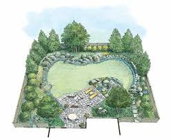Top  Best Landscape Plans Ideas On Pinterest Privacy - Design my own backyard