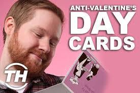 Anti Valentines Day Meme - anti valentine s day cards anti valentine s day cards