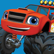 monster truck videos please blaze full episodes games videos on nick jr