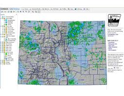 Blm Maps Colorado by Co Oil And Gas Conservation Commission Water Quality Database