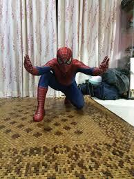 amazing spiderman costumes halloween 16081209 cosercosplay com