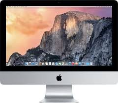 apple ordinateur bureau shop staples for apple ordinateur de bureau imac me086c a 21 5