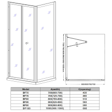 900 Bifold Shower Door by Shower Enclosure Walk In Pivot Bifold Quadrant Sliding Door Seal