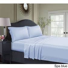 1800 Egyptian Cotton Sheets Egyptian Cotton Sheets Vs Sateen Sheets Overstock Com