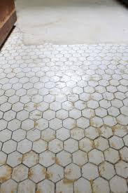update on the hex tile floor decor adventures