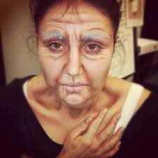 make up classes in ta how do do an age make up tutorial 10 38 stage tech