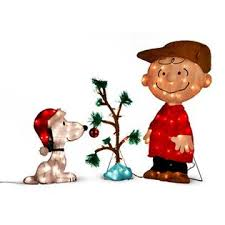 Snoopy Decorating Christmas Tree by Product Works Charlie Brown With Snoopy 034 Ole Christmas Tree 034