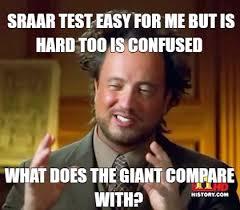 Aliens Guy Meme Generator - meme maker staa test meme
