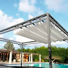 aluminum pergola all architecture and design manufacturers videos