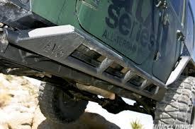 jeep rock sliders 1103 4wd 04 2010 jeep wrangler jk unlimited road evolution