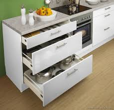 Kitchen Cabinets With Drawers Pictures Of Kitchens Modern White Kitchen Cabinets Kitchen 9